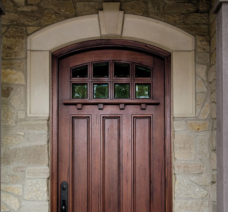 Available in aluminum and steel and crafted to custom fit your entryway our roundtop and arch top doors sport a wide variety of styles and colors that ... & Round Top Doors | Mikita Door and Window