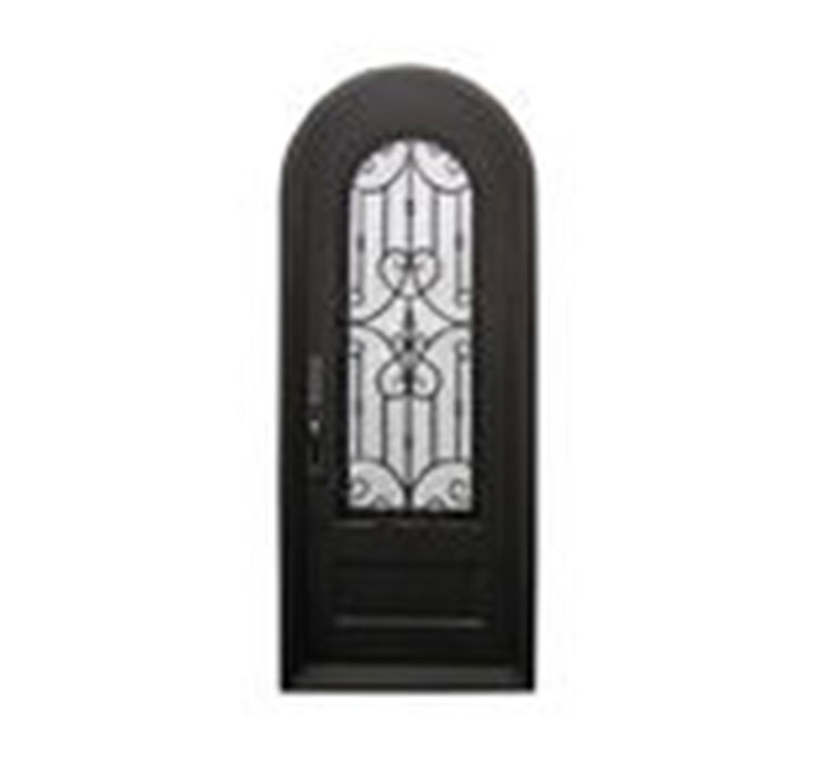 Available in aluminum and steel and crafted to custom fit your entryway our roundtop and arch top doors sport a wide variety of styles and colors that ...  sc 1 st  Mikita Door and Windows & Round Top Doors | Mikita Door and Window