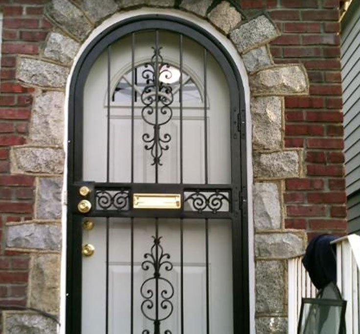 Round Top Doors Mikita Door And Window
