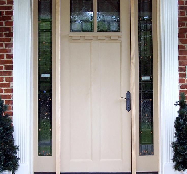 Steel Security Doors | Mikita Door and Window