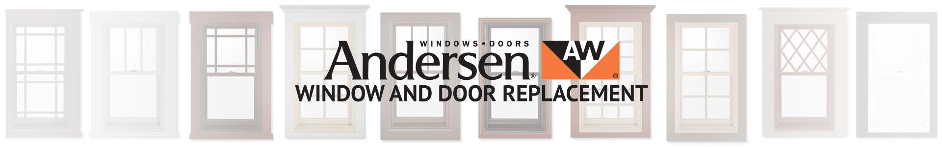 Andersen Window And Door Replacement New Installation On
